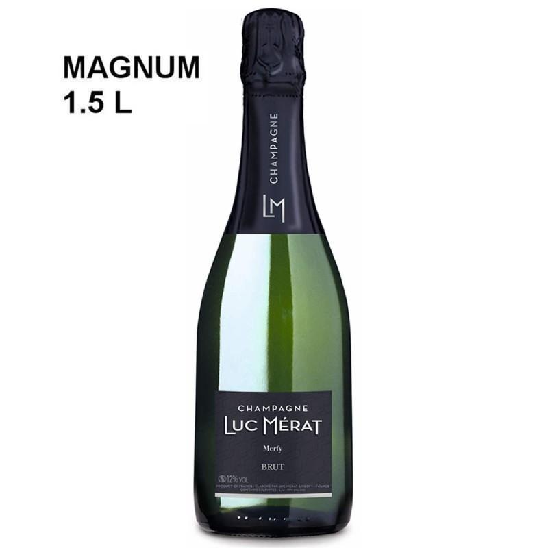 Magnum champagne Luc Mérat Brut Tradition