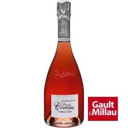Champagne David Coutelas Brut Prestige Rosé de saignée