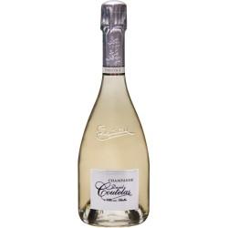 Bouteille champagne David Coutelas Prestige blanc de blancs 2014