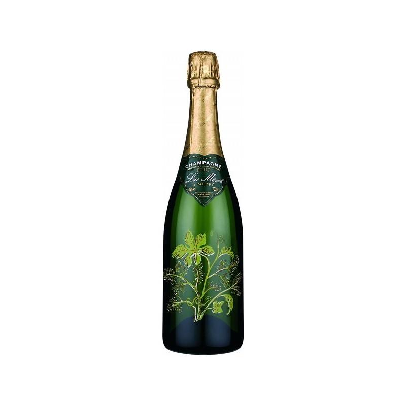 Champagne Luc Mérat Réserve Cuvée Fleurs de vigne