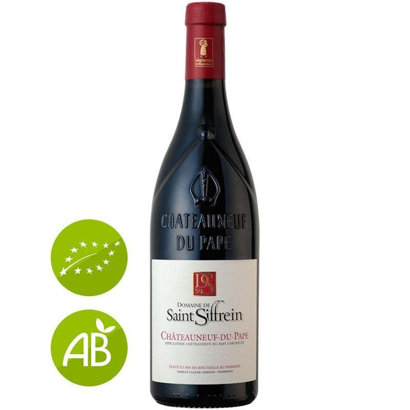 Vin rouge Domaine Saint SIFFREIN Châteauneuf-du-Pape 2017