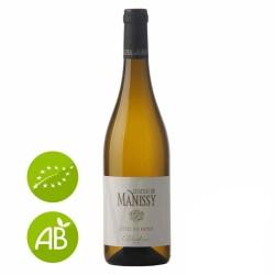 Vin bio Château de Manissy Côtes du Rhône Blanc millésime 2016