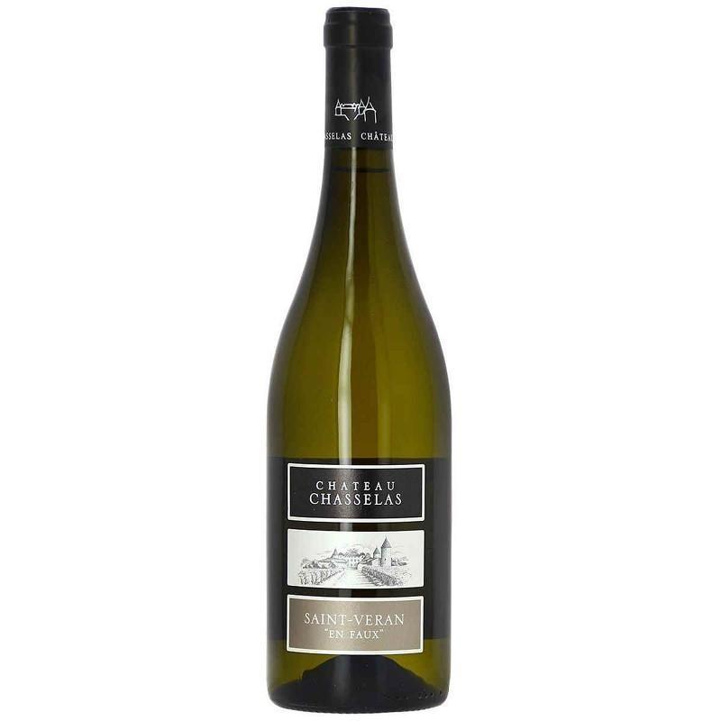 Vin blanc Saint-Véran Château de CHASSELAS 2015