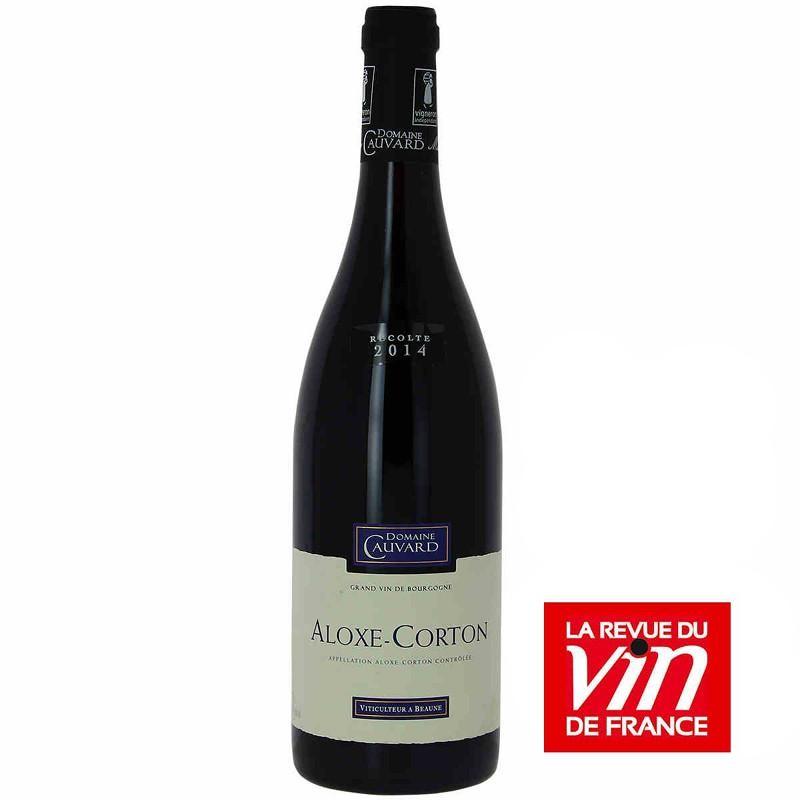 Vin rouge Aloxe-Corton Domaine CAUVARD 2014