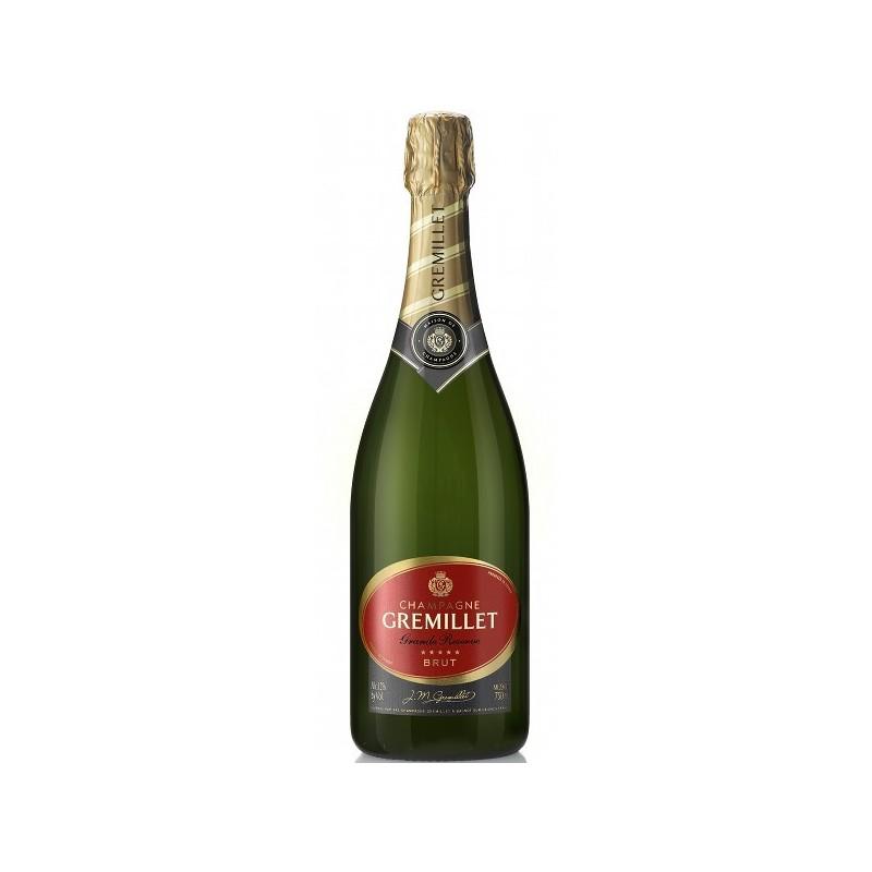 Champagne Gremillet Gde Réserve