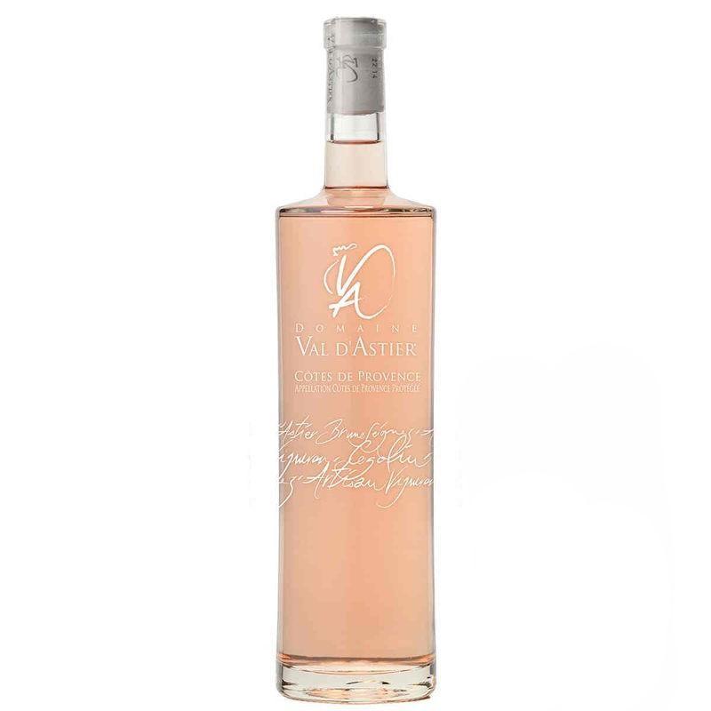 Vin rosé Côtes de Provence Domaine Val d'Astier 2016