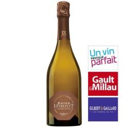Champagne Hypnotic brut Xavier LORIOT