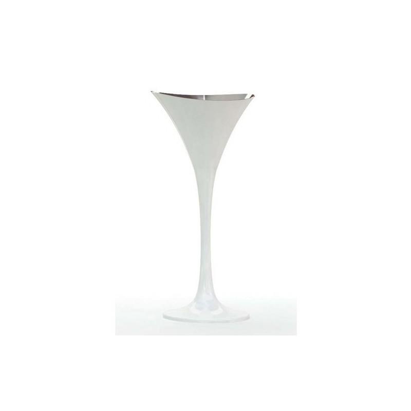 vasque à champagne sur pied pour table à manger Diner AROM