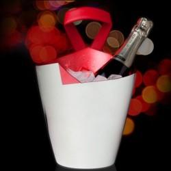 Seau à champagne SÖ Rouge
