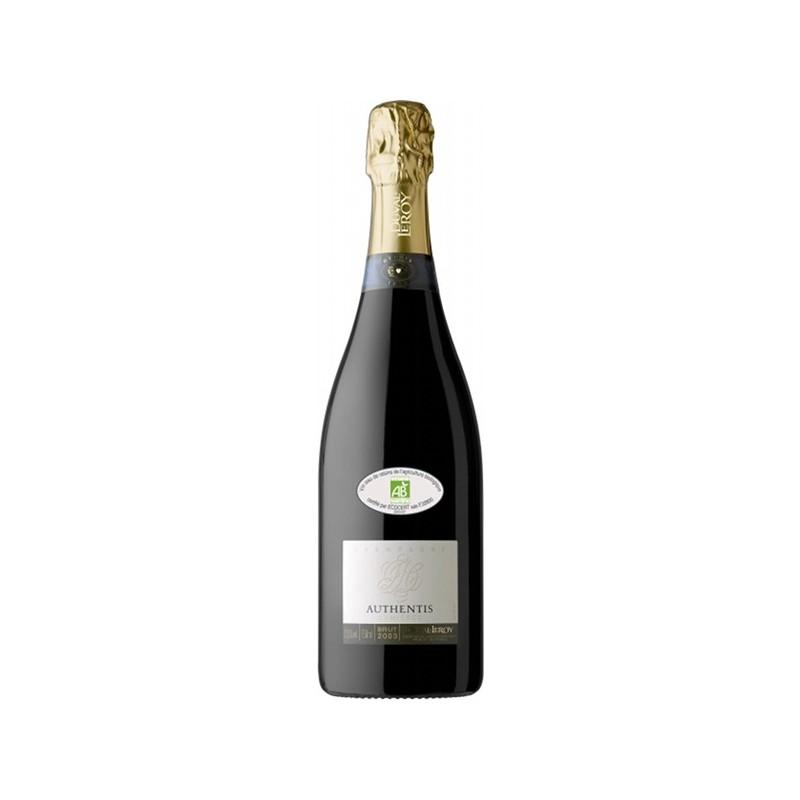 DUVAL-LEROY Authentis Cumières Millésimé 2003 AB - produit en viticulture Bio