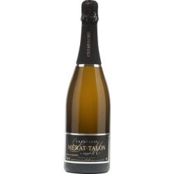 Champagne Luc Mérat Brut 100% Chardonnay