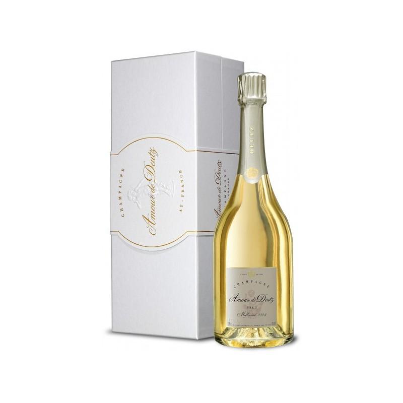 Champagne DEUTZ Cuvée Amour de DEUTZ millésime 2003
