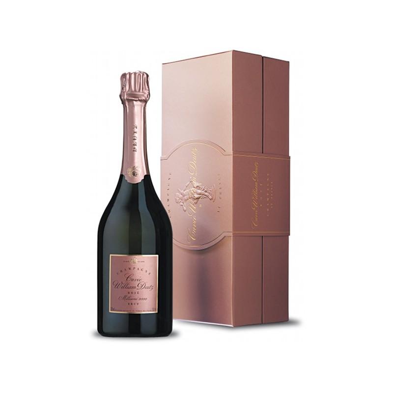 Champagne DEUTZ Cuvée William DEUTZ Rosé