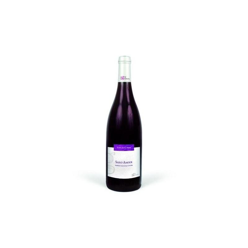 Vin Beaujolais Rouge - Appellation Saint-Amour