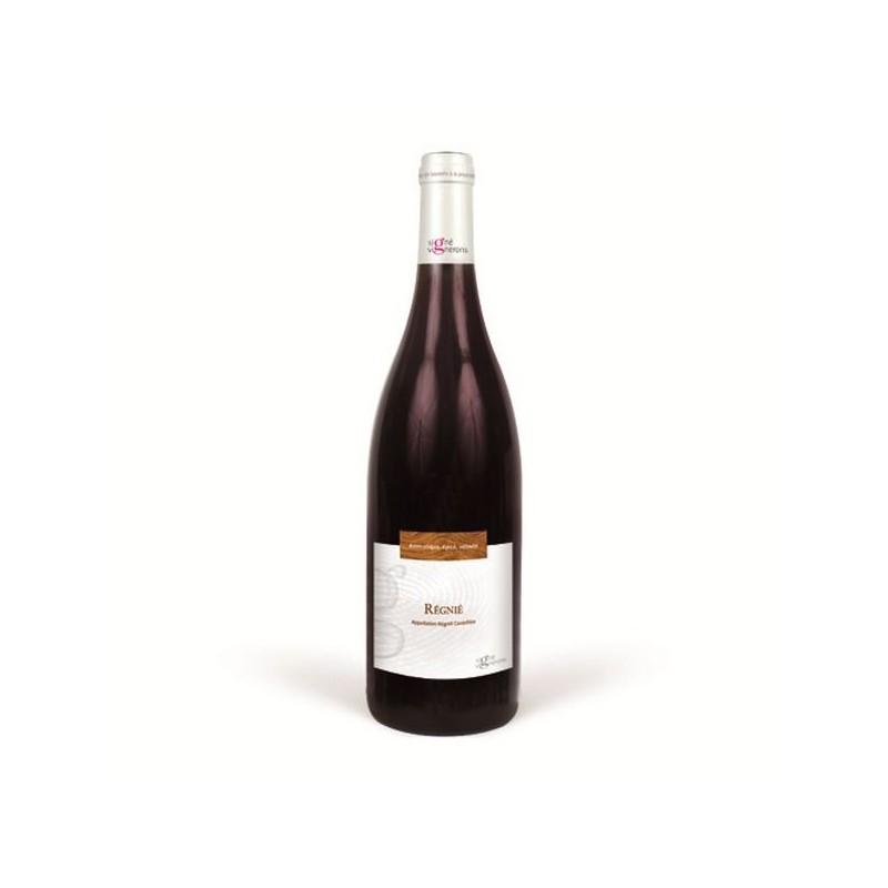 Vin Beaujolais Rouge - Appellation Régnié