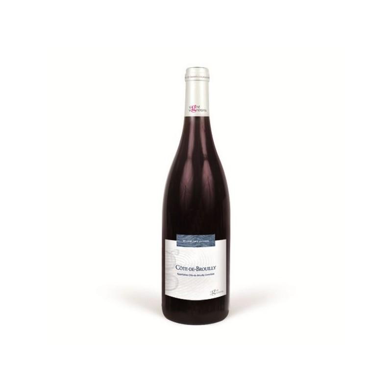 Vin Beaujolais Rouge - Appelllation Côte de Brouilly