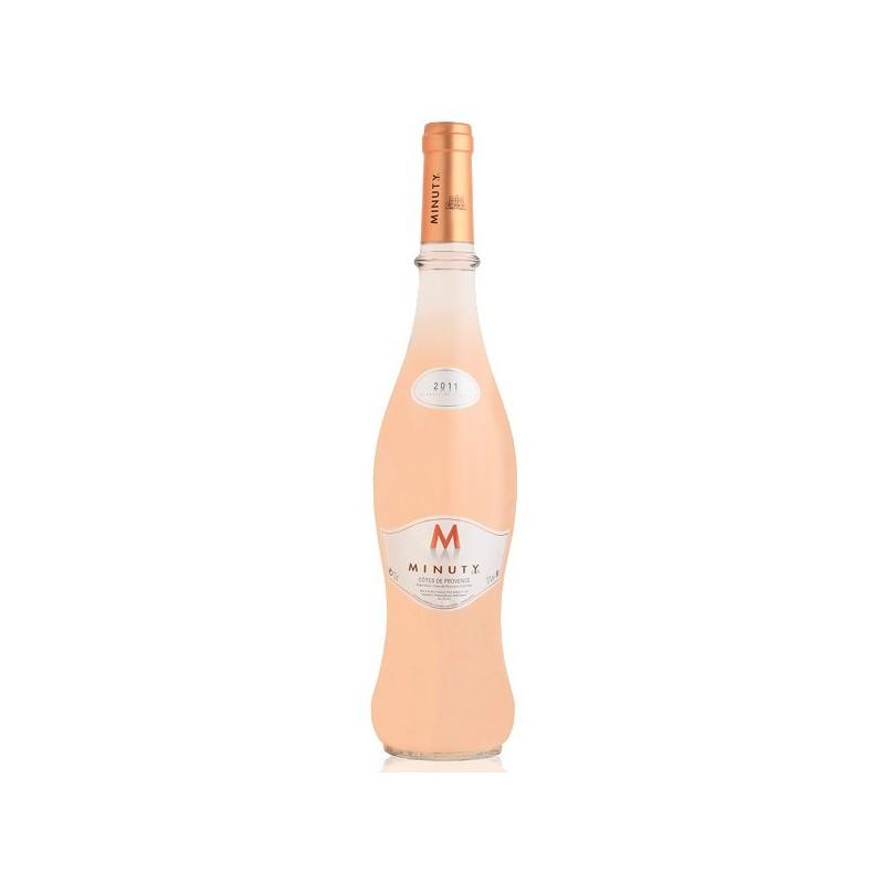 Vin Rosé - M de MINUTY