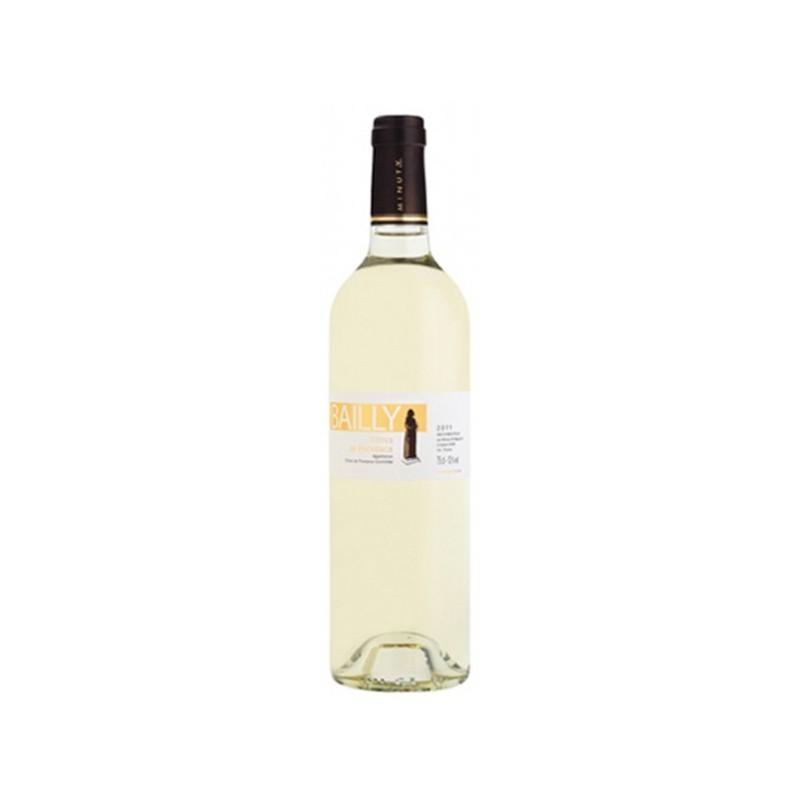 Vin blanc Côte de Provence Minuty Cuvée du Bailly 2012