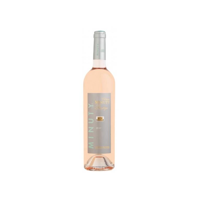 Vin rosé Côtes de Provence Minuty Cuvée Prestige 2012
