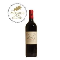 Bordeaux Château des Judes 2016 - Vin rouge