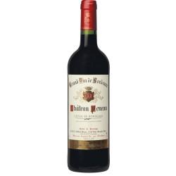 Côtes de Bordeaux Château PENEAU 2016 - Vin rouge AOC