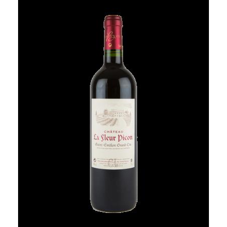 Saint-émilion Grand Cru Château LA FLEUR PICON 2012 - Vin Rouge AOC