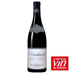 Vin rouge Michel CHAPOUTIER cuvée Deschants Saint-Joseph 2014