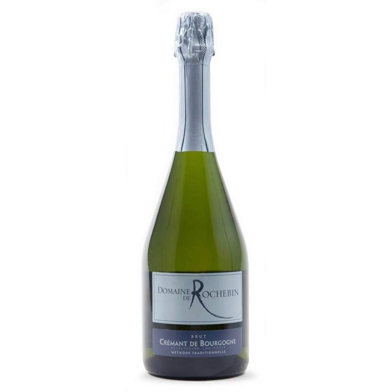 Crémant de Bourgogne blanc de blanc Domaine de ROCHEBIN millésime 2017