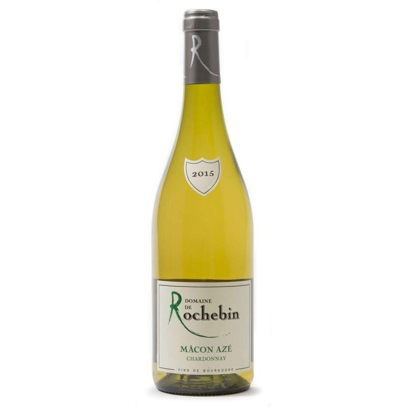 Vin blanc Mâcon-Azé Domaine de ROCHEBIN 2016
