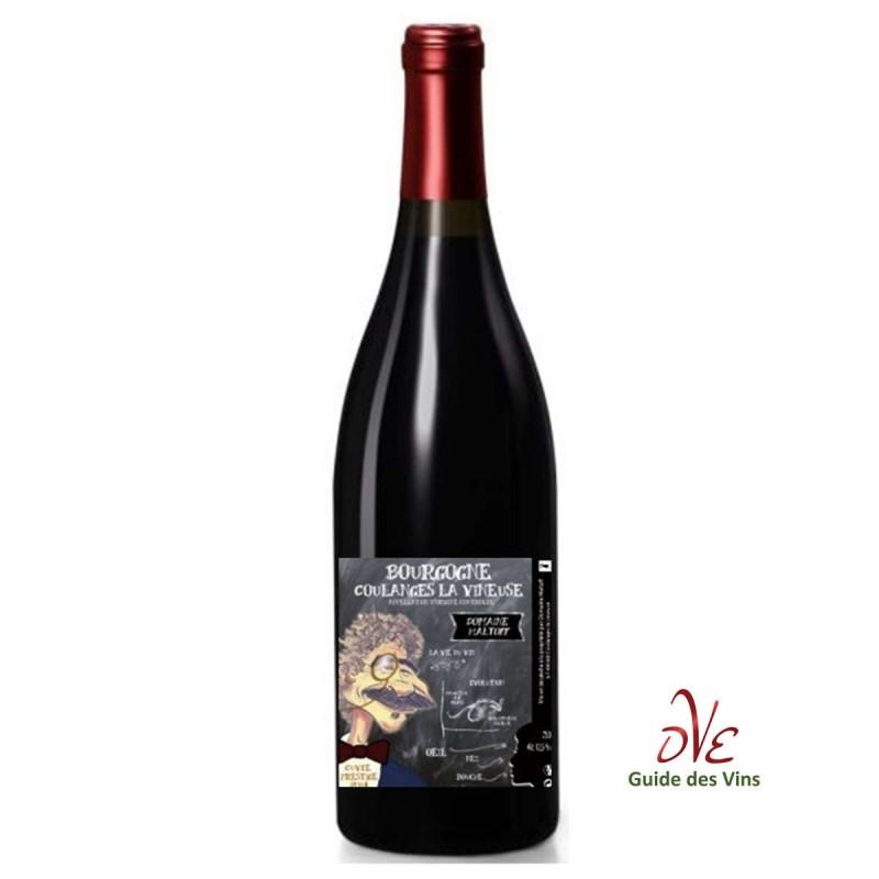 Vin rouge Bourgogne Domaine MALTOFF cuvée prestige (Tastevinée) 2015