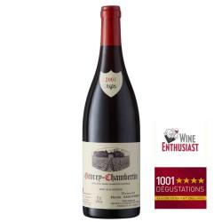 Vin rouge Gevrey-Chambertin Domaine Henri REBOURSEAU millésime 2001