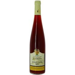 Vin rosé Alsace Pinot noir Domaine KOEHLER cuvée tradition 2014