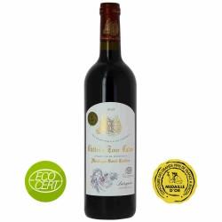 Montagne Saint Emilion Château TOUR CALON 2015 - Vin Rouge AOC