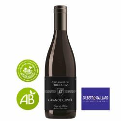 Vin rouge Côtes du Rhône Vieux Manoir du Frigoulas Grande cuvée 2015