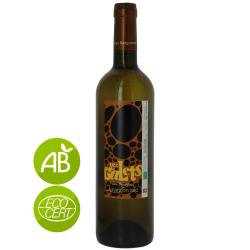 Vin blanc biologique Jurançon sec Clos Benguères Les Galets 2016