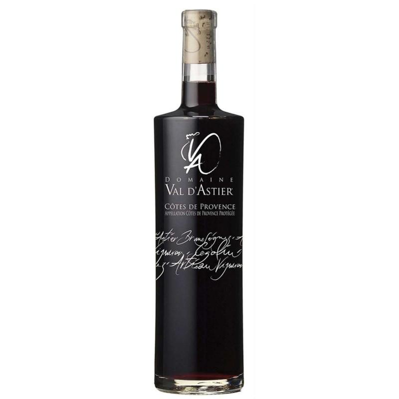 Vin rouge Côtes de Provence Domaine Val d'Astier 2012