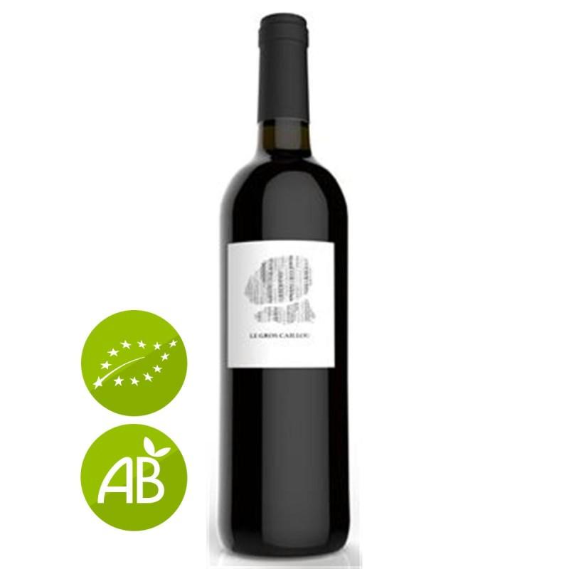 Vin rouge Côtes de Provence Domaine Croix-Rousse le gros caillou 2016