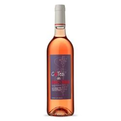 Vin rosé Côtes de Gascogne Château du Pouey millésime 2016