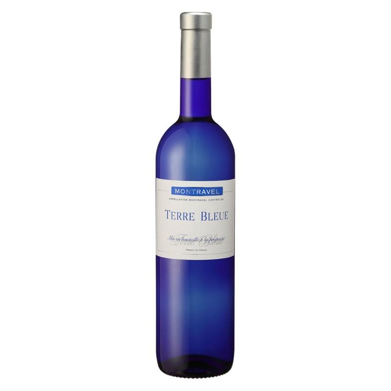 Vin blanc Montravel Terre bleue millésime 2015