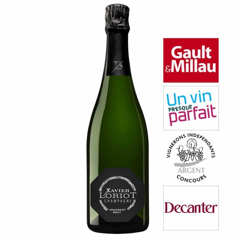 Champagne Fragment Brut Xavier LORIOT