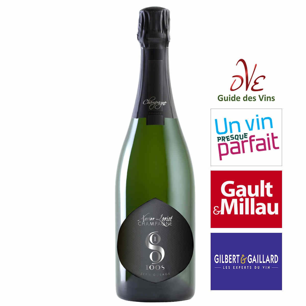 champagne 5 ans