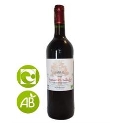 Vin rouge Domaine des Cailloutis Gaillac 2013 75 cl