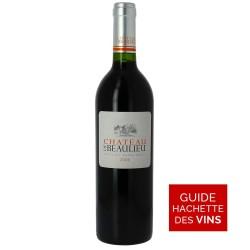 Vin rouge Château de Beaulieu Côtes du Marmandais 2006 75 cl