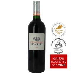 Vin rouge Château de Beaulieu Côtes du Marmandais 2005 75 cl