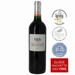 Vin rouge Château de Beaulieu Côtes du Marmandais 2004 75 cl