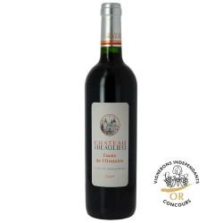 Vin rouge Château de Beaulieu l'Oratoire Côtes du Marmandais 2009 75cl