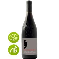 Vin rouge Vignobles David les Masques Châteauneuf-du-Pape 2013 75 cl