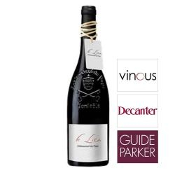 Vin rouge Tour Saint Michel cuvée le Lien Châteauneuf-du-Pape 2015
