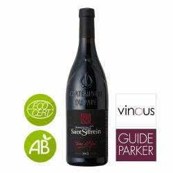 Magnum vin bio Saint SIFFREIN Terre d'Abel Châteauneuf-du-Pape 2015