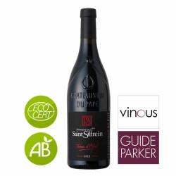 Vin rouge bio Saint SIFFREIN Terre d'Abel Châteauneuf-du-Pape 2012